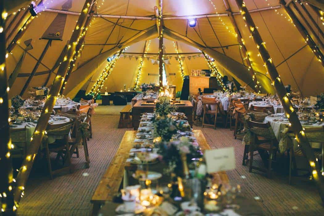 Sami Tipi | Elvaston Castle Wedding1