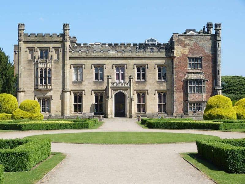 Sami Tipi | Elvaston Castle Wedding5