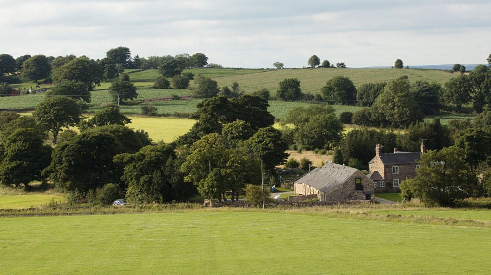 Standlow Farm, Derbyshire
