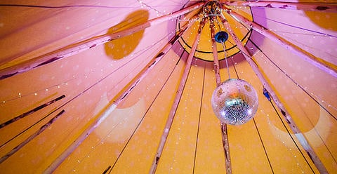 Tipi Hire for Parties
