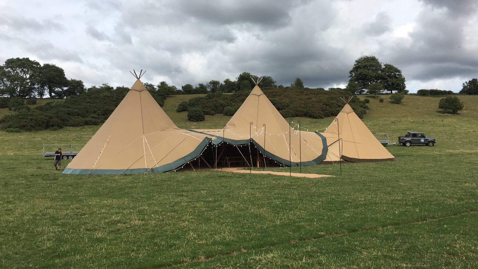 Sami Tipi at Claverley Farm 4
