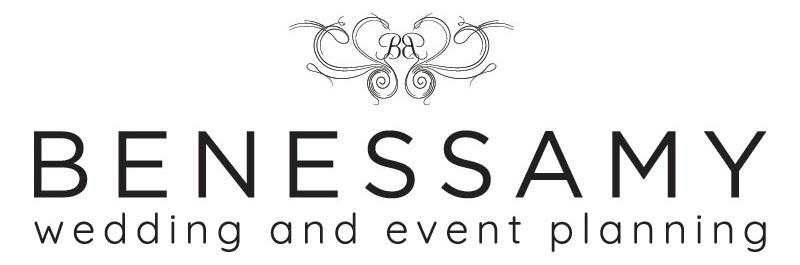 Benessamy Weddings & Events Logo