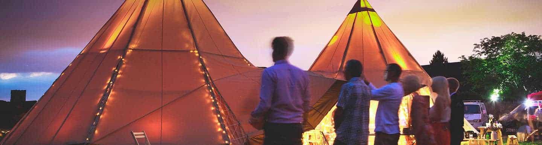 Gemma and Alex Sami Tipi wedding header image