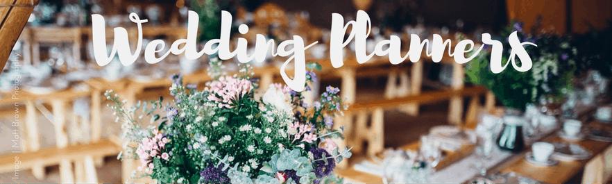 Wedding Planners for your Sami Tipi Wedding