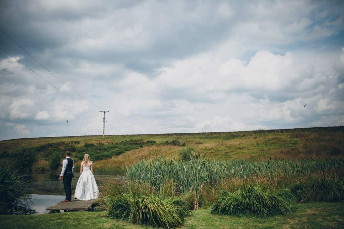 Sami Tipi Wedding by Yvonne Lishman