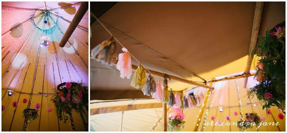 Sami Tipi Hanging Decorations