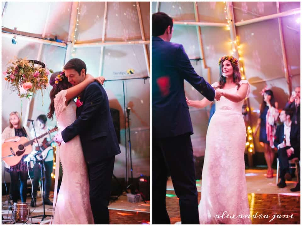 Annabel and Chris First Dance