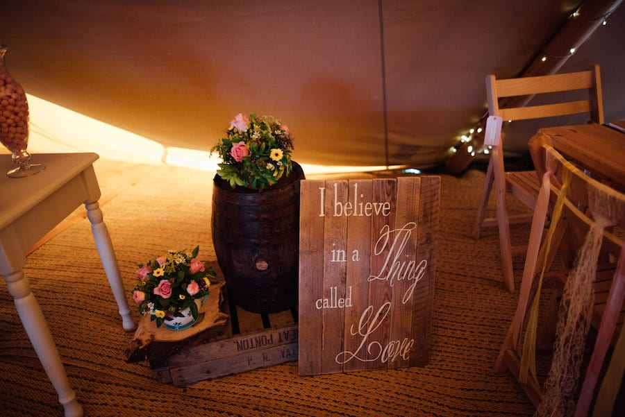 Love quote - Tipi Styling