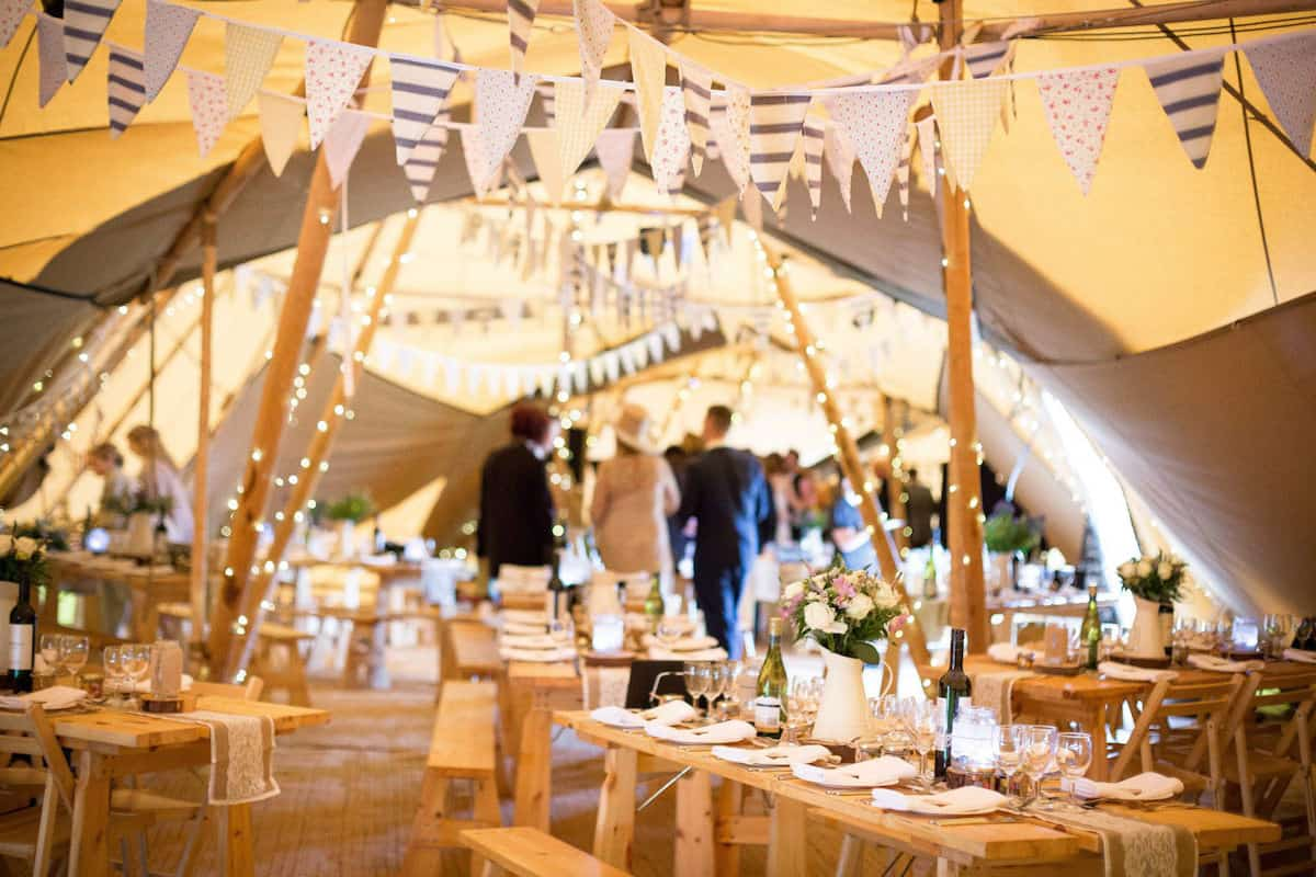 Siobhan and Mikes Sami Tipi Wedding Styling