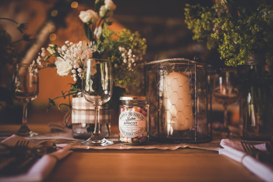 Sami Tipi Wedding scandinavian styling inspiration - captured by Amy Shore Photography
