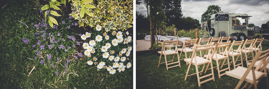 Sami Tipi Wedding out door ceremony - captured by Amy Shore Photography
