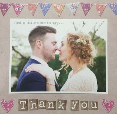 Thank you from Siobhan and Mike