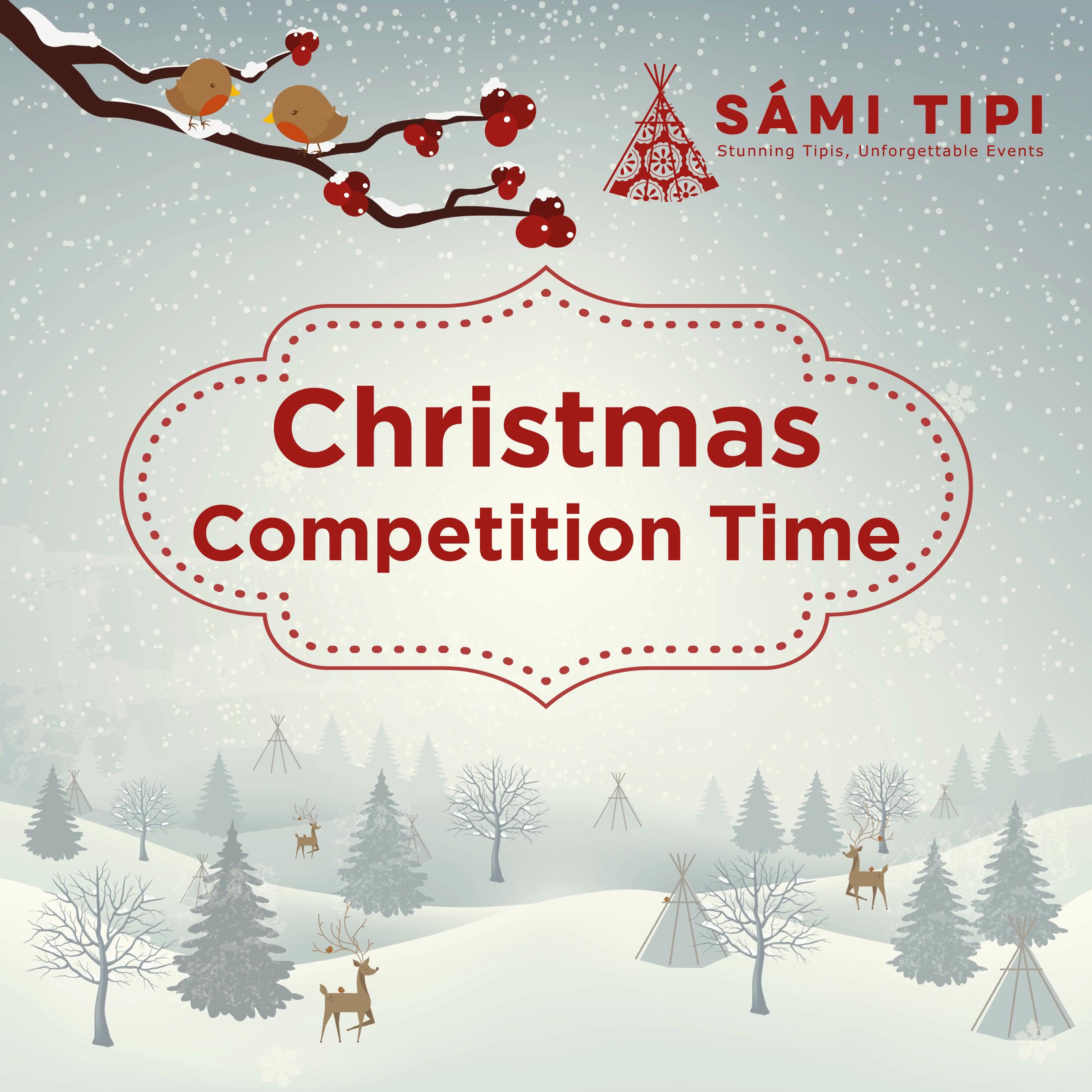 Sami Tipi Christmas Competition