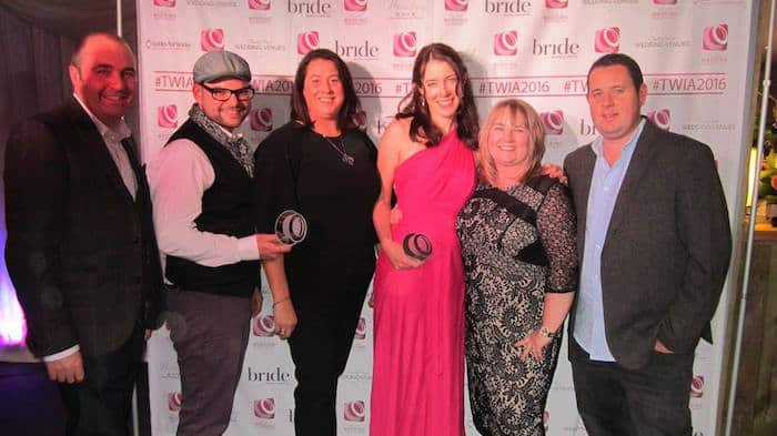 Sami Tipi Regional Finalist in The Wedding Industry Awards shared with Friends