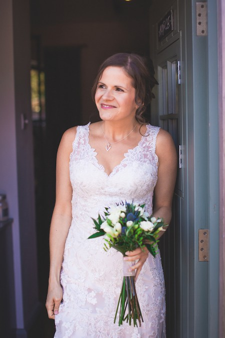 First look - Sami Tipi Wedding