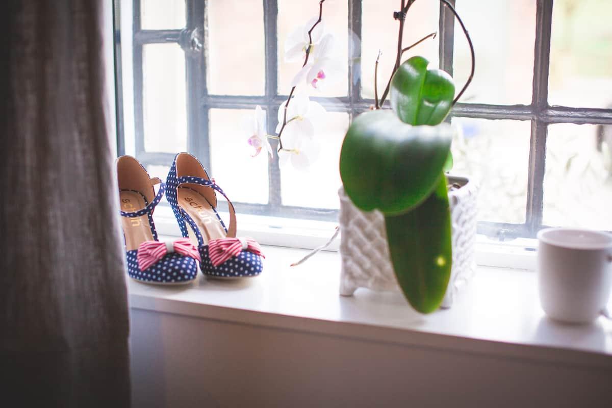 The Shoes - Sami Tipi Wedding