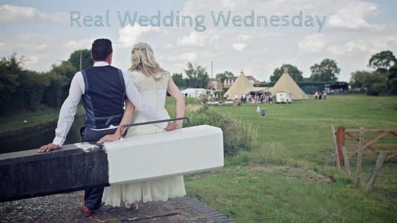 Amy & Matt's Sami Tipi Wedding