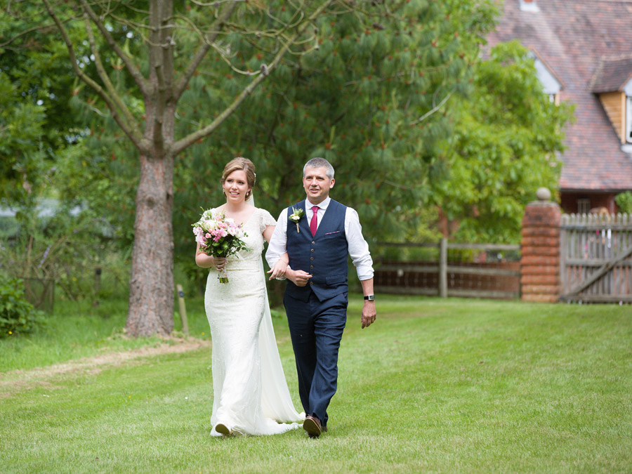 Outdoor Ceremony at Bodenham Arboretum Kidderminster