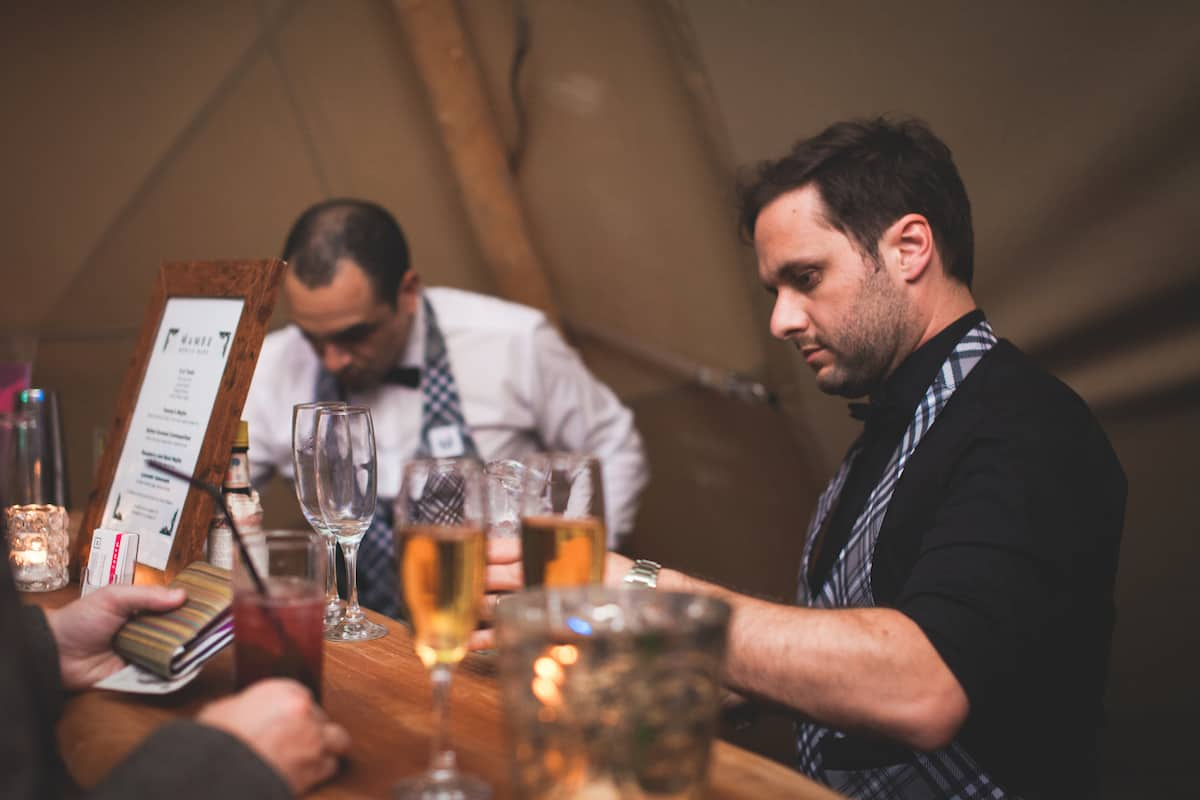 Mambo Mobile Bars in Sami Tipi - Sami Tipi Starlight Social captured by Christopher Terry