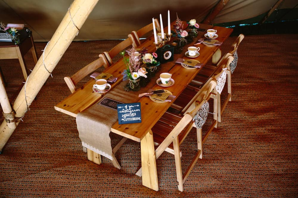 Nordic Pine Table