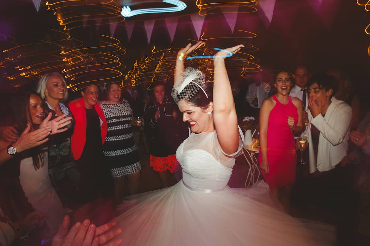 Magical Moves in a Tipi - Sami Tipi Wedding Captured by Camera Hannah