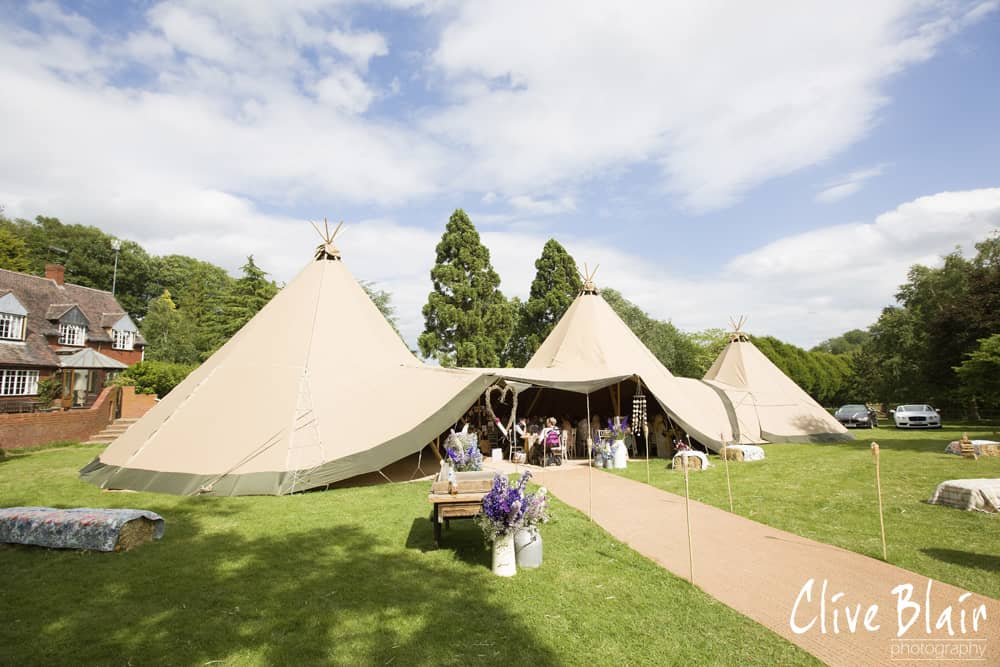 Sami Tipi Wedding - by Clive Blaire63