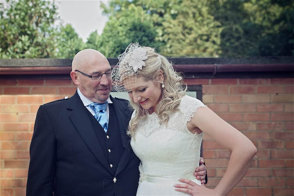 Father of the Bride - Sami Tipi Wedding captured by Shoot it Momma
