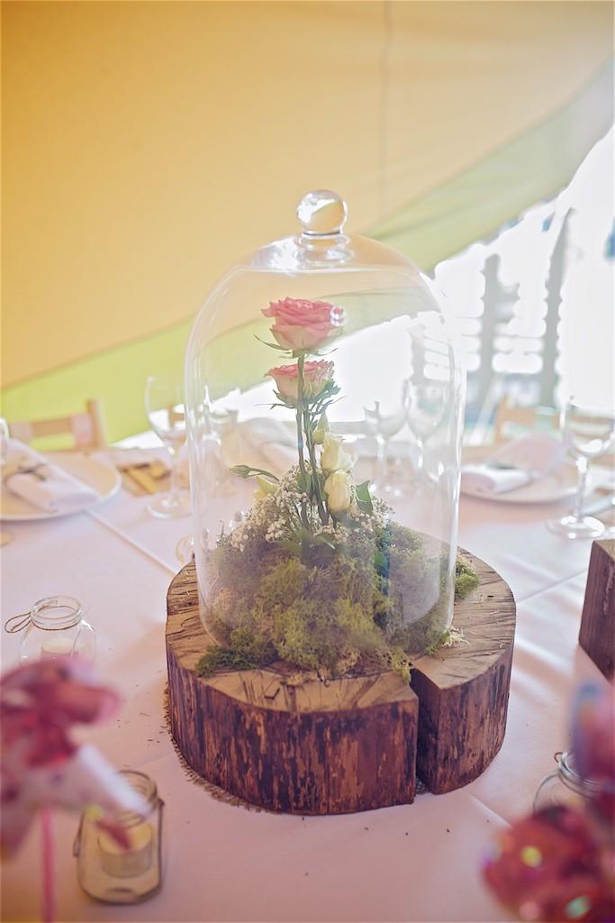 Table Decoration - Sami Tipi Wedding captured by Shoot it Momma