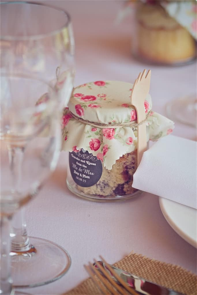 Jar Desserts - Sami Tipi Wedding captured by Shoot it Momma