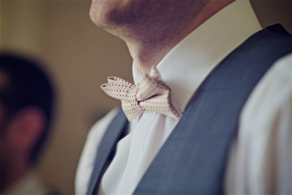 Groom Waiting for his Bride - Sami Tipi Wedding captured by Shoot it Momma