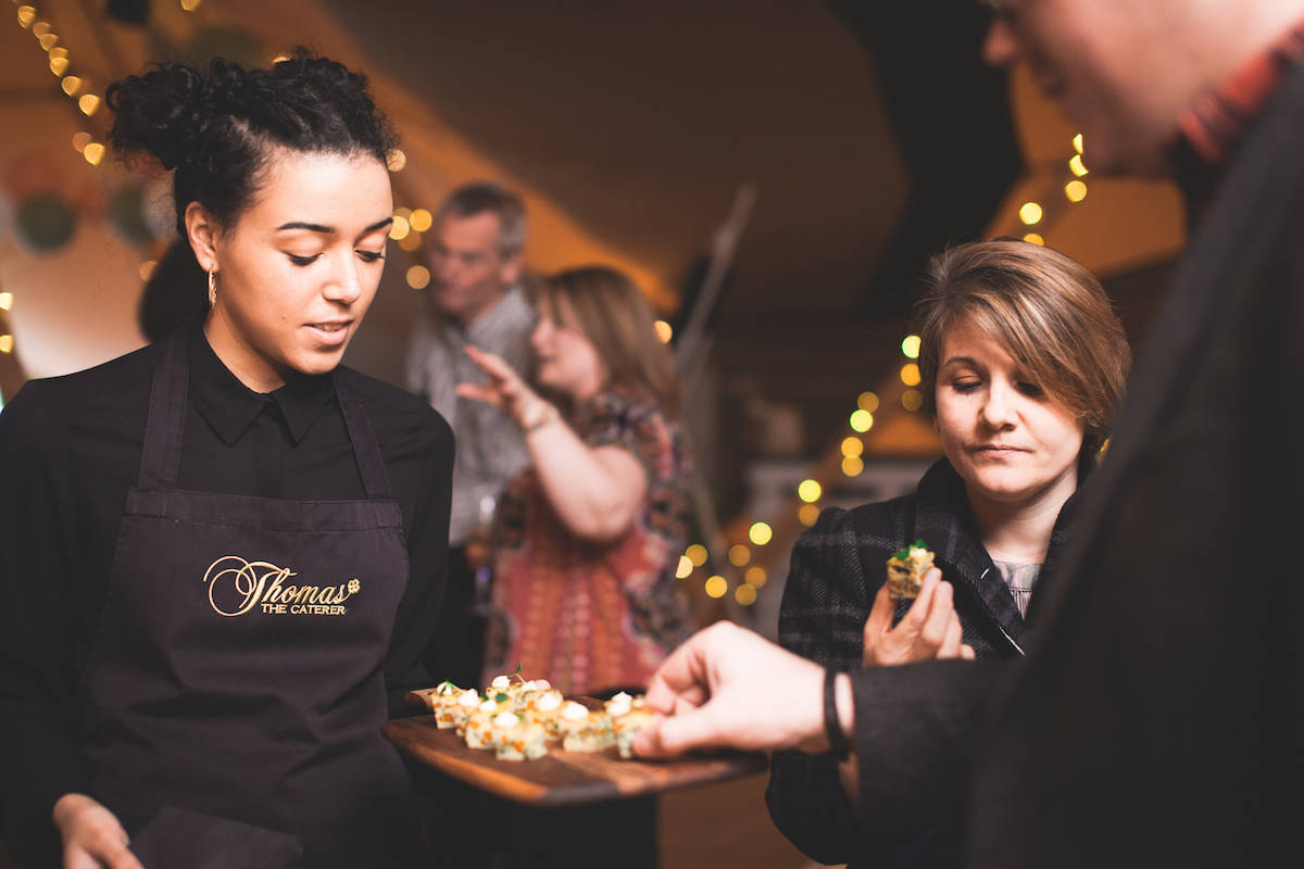 Thomas The Caterer - Sami Tipi Starlight Social captured by Christopher Terry
