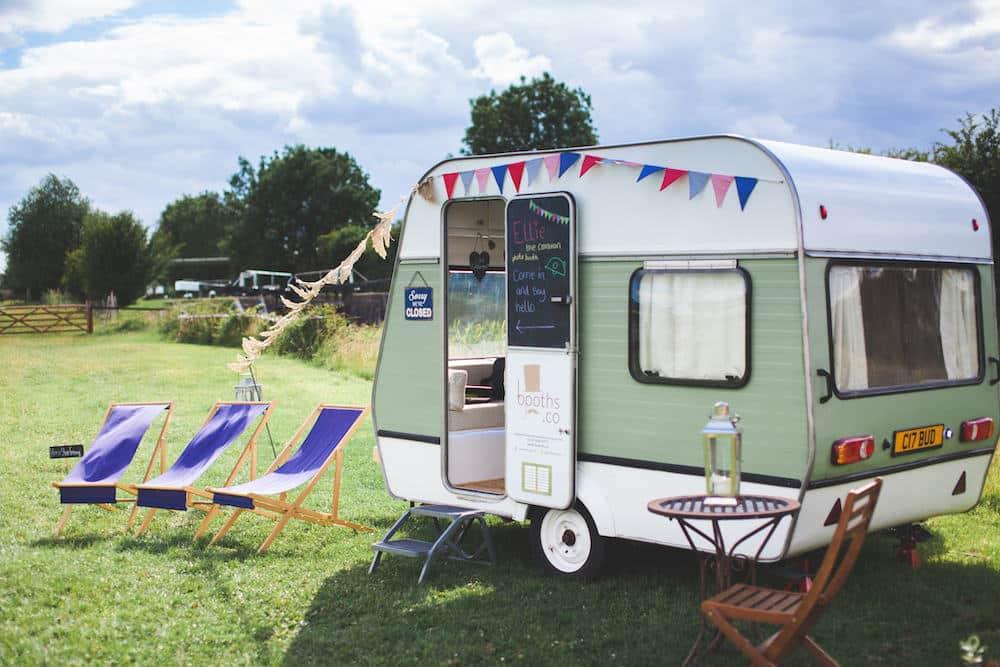 Sami Tipi Summer Open Evening - vintage photo booth