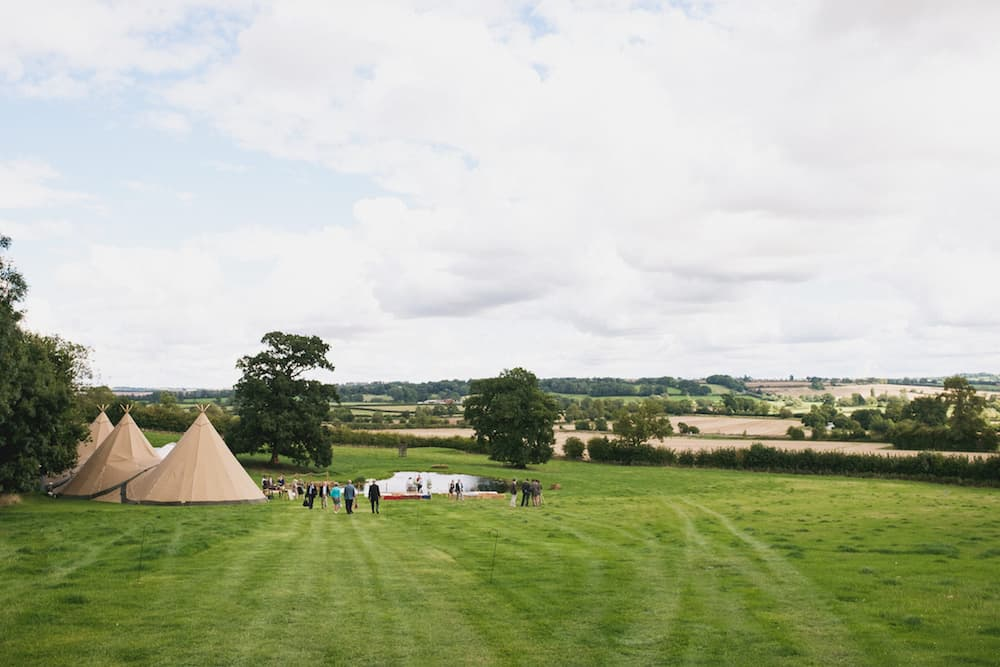 Rustict tipi styling - Sami Tipi Wedding - Captured by Duncan Cox