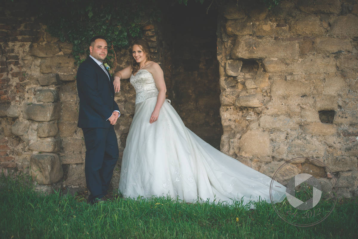 Real Tipi Weddings: Laurie & Luke