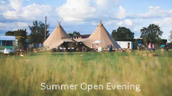 Summer Evening Open Event