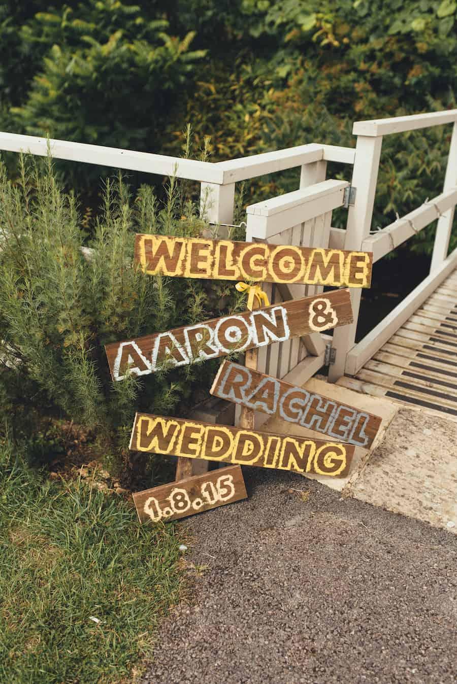 Outdoor Wedding Ceremony- Sami Tipi Wedding Hire captured by Becky Ryan