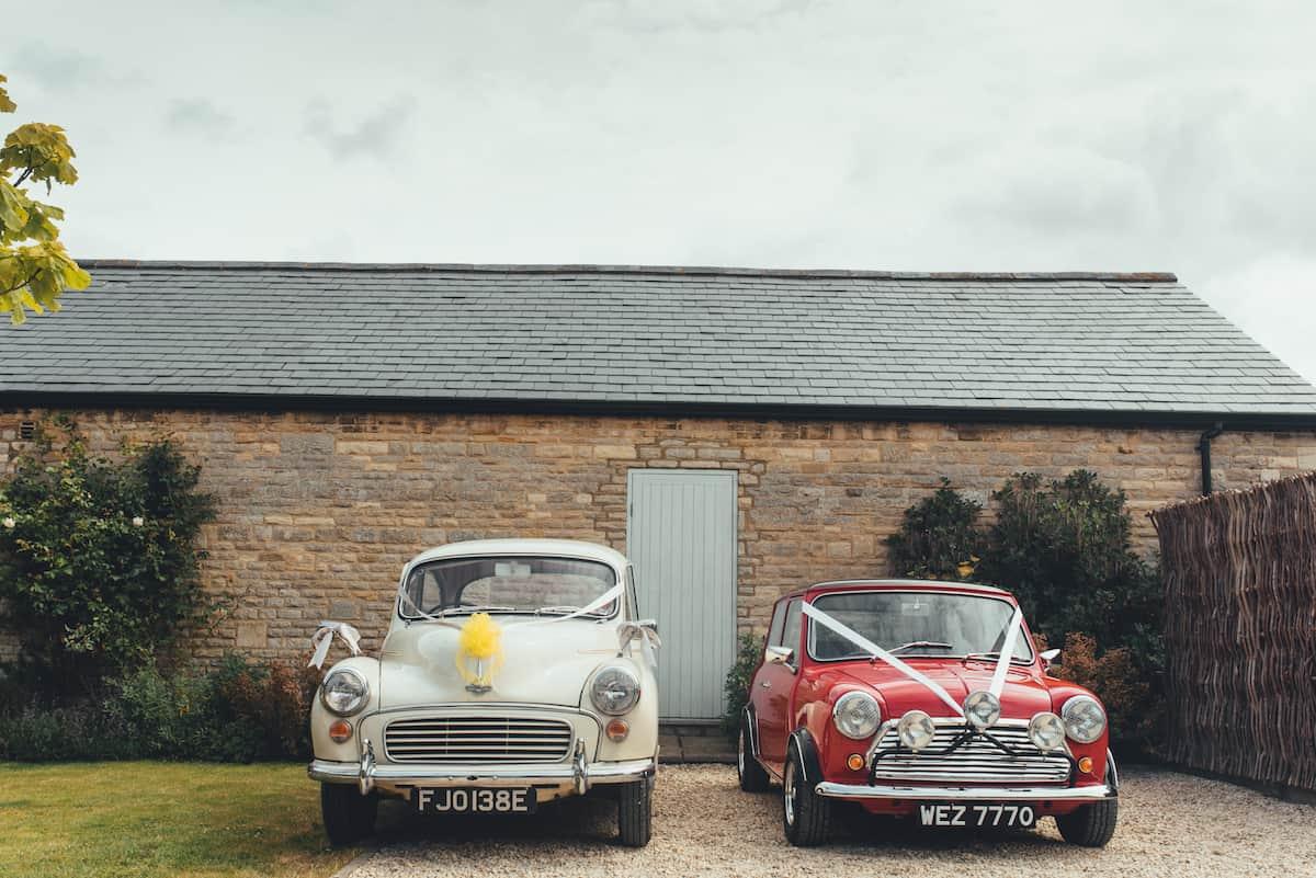 Traditional Wedding Cars - Sami Tipi Wedding Hire captured by Becky Ryan