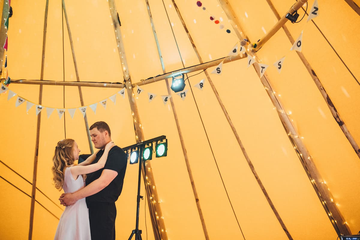 First Dance The Lift - Sami Tipi Wedding Hire captured by Becky Ryan