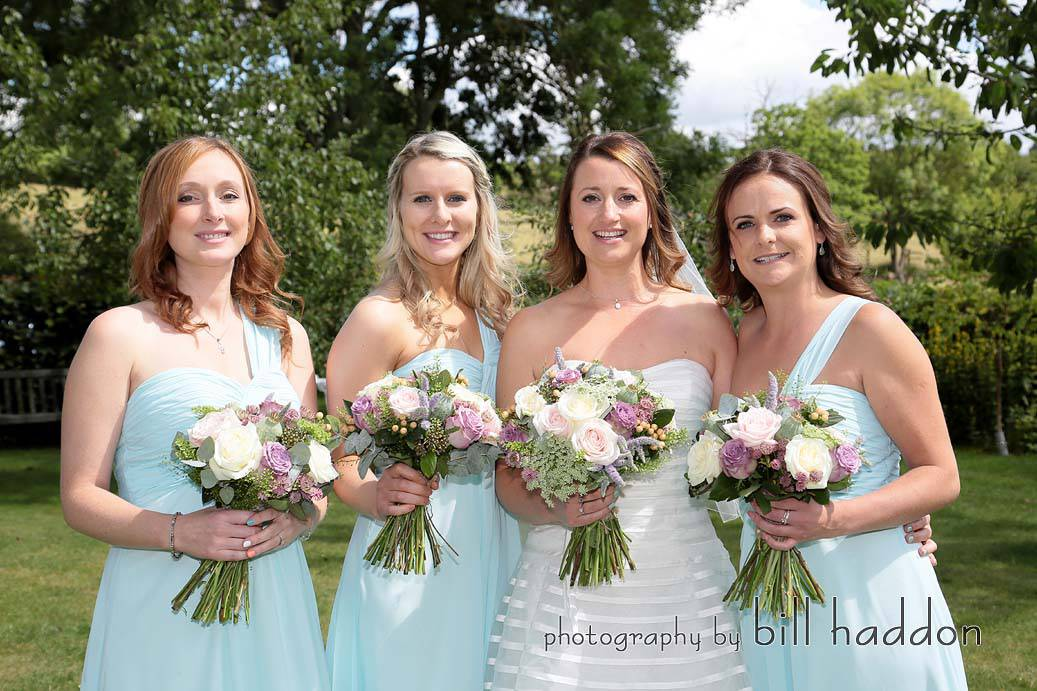 The ladies - Sami Tipi Wedding by Bill Haddon Photography -