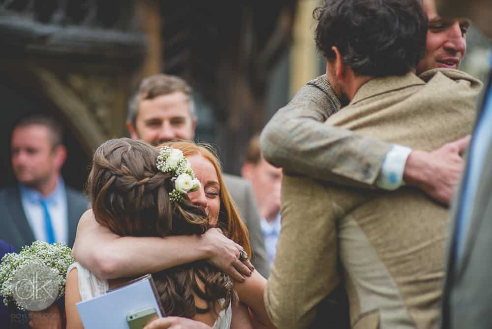 Married - Sami Tipi Wedding in Buckinghamshire - Captured by DK Wedding Photography