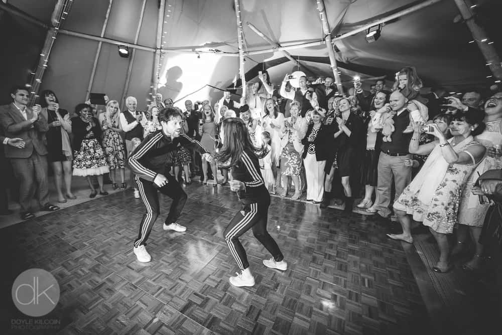 First Dance - Sami Tipi Wedding in Buckinghamshire - Captured by DK Wedding Photography