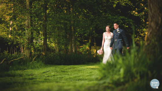 Hannah & Simon's Bank Holiday Wedding