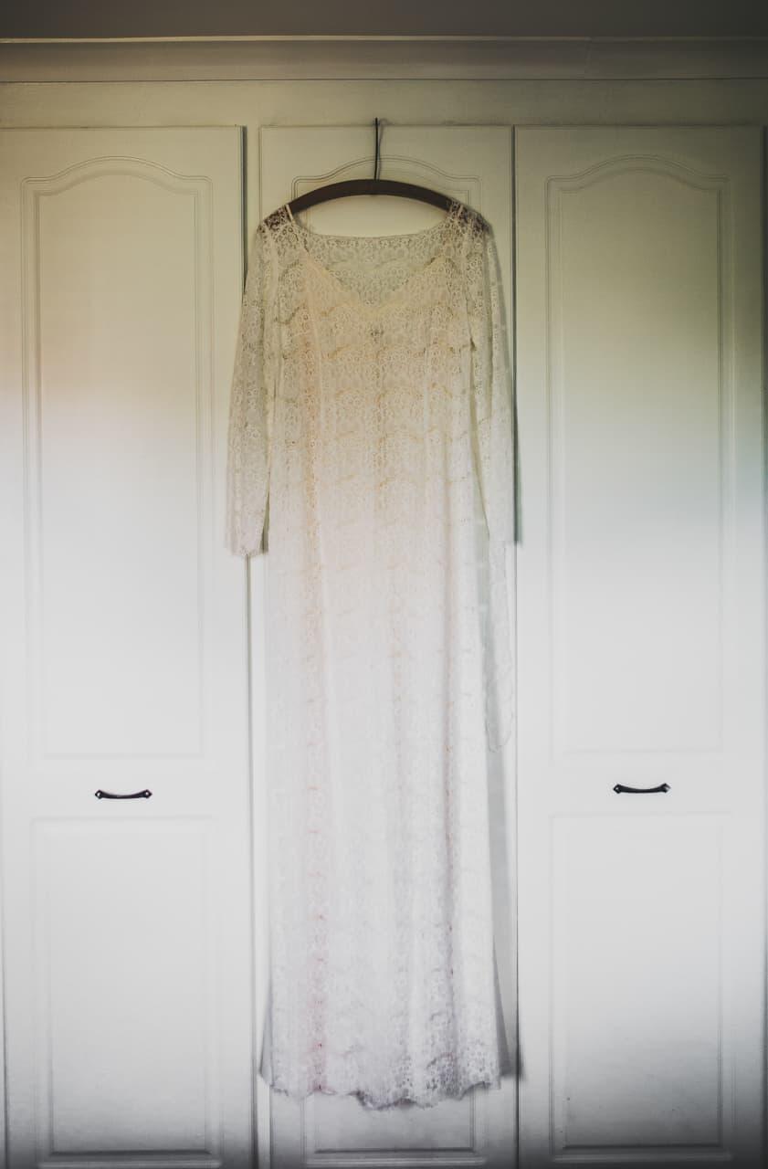 Charlie Brear wedding dress - Sami Tipi wedding by Frankee Victoria