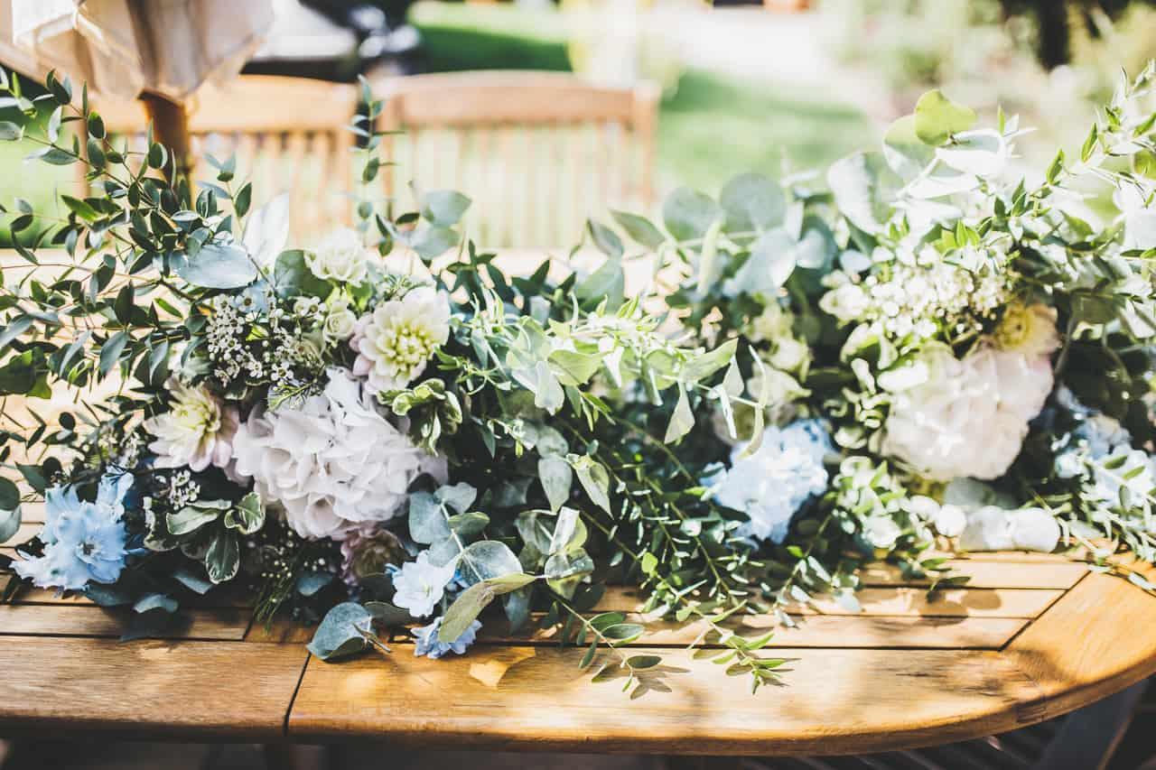 Floral inspiration - Sami Tipi wedding by Frankee Victoria