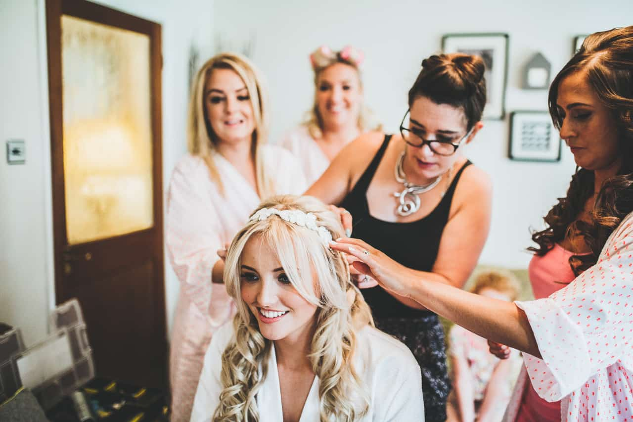 Getting Ready - Sami Tipi wedding by Frankee Victoria