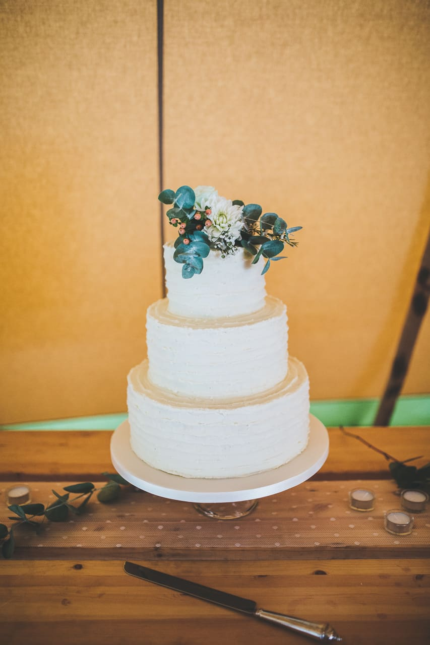 wedding cake - Sami Tipi wedding by Frankee Victoria