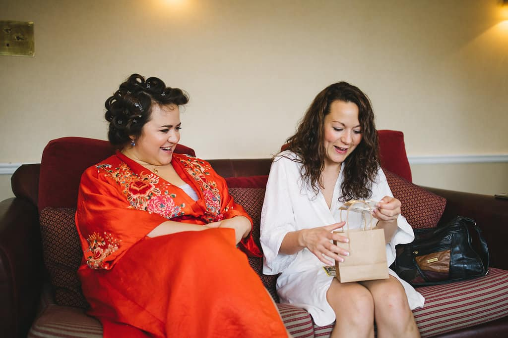 Getting Ready - Sami Tipi Wedding by london-weddingphotographer