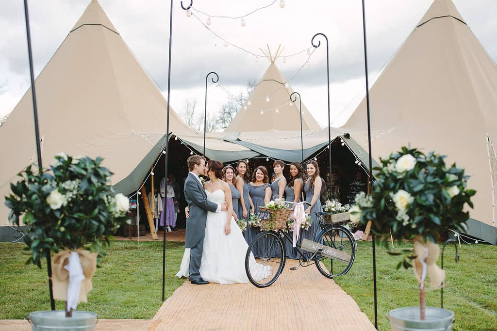 Sami Tipi Wedding by london-weddingphotographer