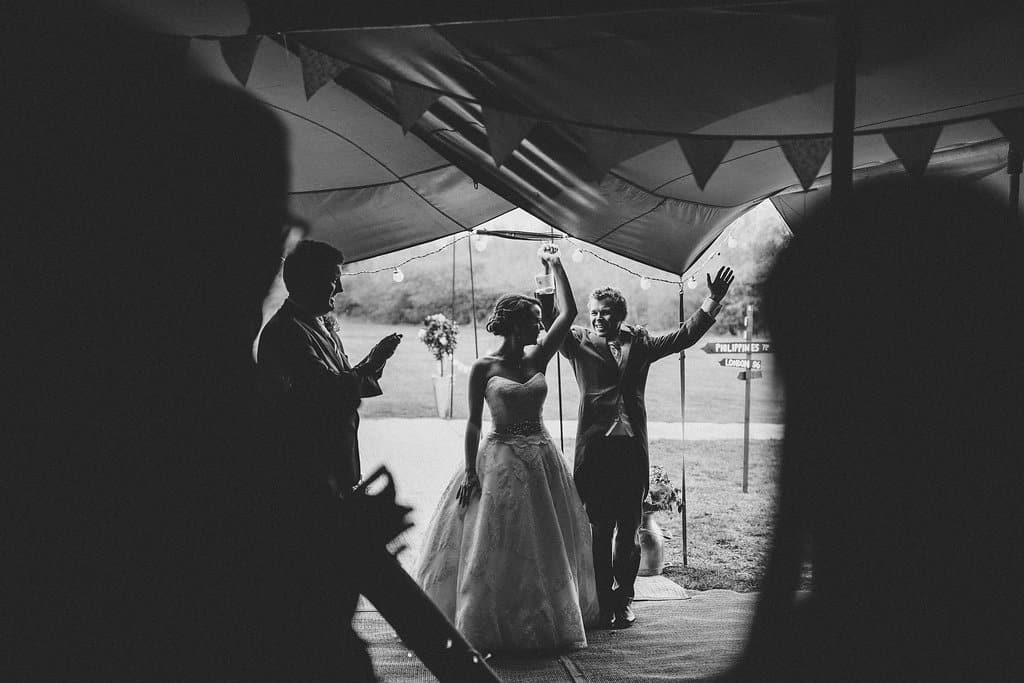 Wedding Celebration - Sami Tipi Wedding by london-weddingphotographer