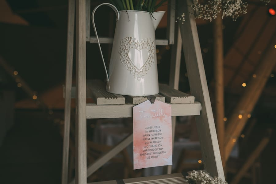 Tipi Styling Details - Sami Tipi Leicestershire wedding - captured by Jonathan Flint Photography